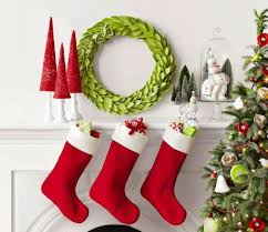 Tall Christmas Decorations For Mantle by 50 Gorgeous Holiday Mantel Decorating Ideas Midwest Living
