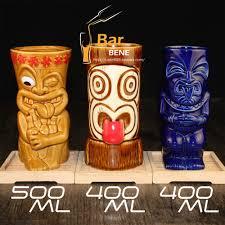 Tiki Home Decor Aliexpress Com Buy Tea Coffee Mugs Ceramic Tiki Mug Milk Mug
