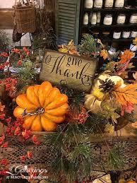 pumpkins n pines thanksgiving display from gatherings at muncy