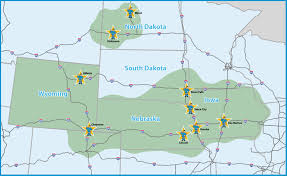 Sioux Falls Map Jebro U0027s Used Oil Recovery Area
