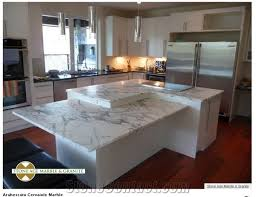 white marble kitchen island arabescato cervaiole marble kitchen island top arabescato