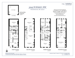 modern townhouse plans floor modern townhouse plans two story narrow house 4 bedroom and