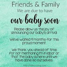 Baby Announcement Meme - baby announcement etiquette baby pinterest etiquette babies