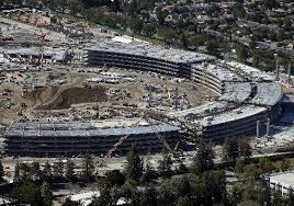 apple spaceship contractor not paying prevailing wage union