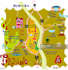 Maps Portland by Maps Update 21051488 Portland Oregon Tourist Map U2013 Fileportland