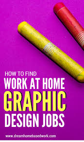 Internet And Web Designing Jobs At Home - Graphic designer jobs from home