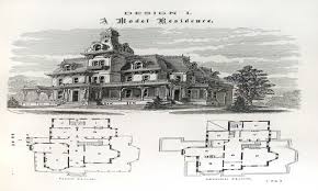 Gothic Victorian Homes by Mansion Floor Plans Victorian Homes House Plans Victorian Floor
