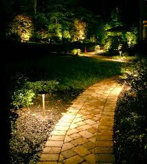 Led Pathway Landscape Lighting Garden Path Lights Astound 4pcs Lot Solar Led Pathway Landscape
