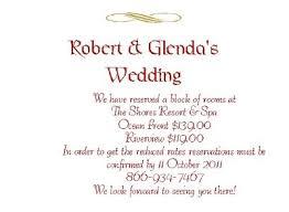 Wording Wedding Invitations Hotel Inserts Need Help With Wording Weddings Planning