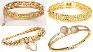 bracelet gold bangle images Gold bracelet designs for women latest and top 25 bracelets jpg