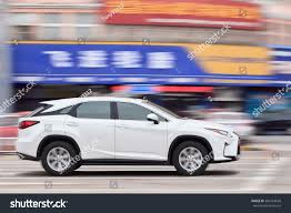 lexus rx 2016 vietnam yiwu china january 26 2016 lexus rx 2016 suv on the contrary of