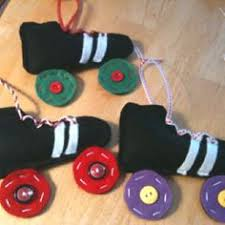 calling all derby these ornaments kick