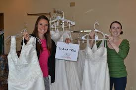 wedding dress donation giving back with dress donations bel fiore