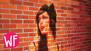 photoshop tutorial transform a photo into a brick wall portrait