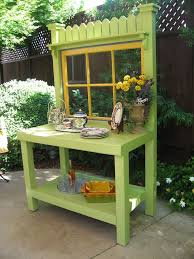 Garden Potting Bench Ideas Outdoor Gardening Table 10 Best Ideas About Potting Bench Plans On