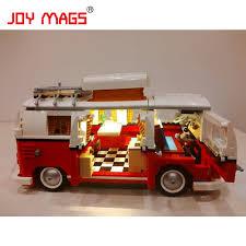 volkswagen lego led kit only for lego creator series the t1 volkswagen camper van