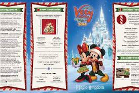 tickets sale mickey u0027s merry christmas party 2017