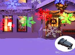 christmas projection lights wireless laser christmas lights and green