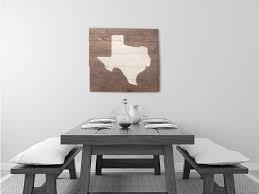 Rustic Texas Home Decor Texas Wall Art Roselawnlutheran