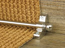 Silver Stair Rods by Stair Rods Chrome Silver Easy Rods To Fit Good Quality