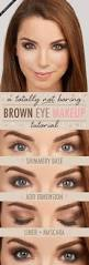 how to do the best makeup for brown eyes mugeek vidalondon