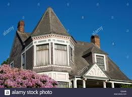 victorian house in the historical fairhaven district of bellingham