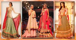 pakistani wedding bridal dresses by 1
