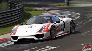 first porsche car assetto corsa releases trailer for first porsche dlc pack