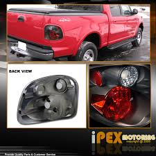 ford lightning tail lights 01 03 ford f150 svt lightning king ranch black headlights signals