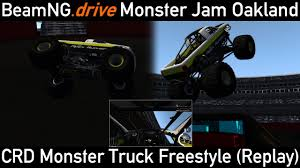 monster jam truck specs beamng drive freestyle at monster jam oakland crd monster truck