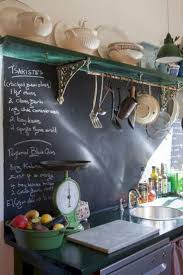 Chalkboard Kitchen Backsplash by Best 25 Chalkboard Paint Kitchen Ideas Only On Pinterest