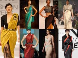 tips to style yourself in indian traditional sarees