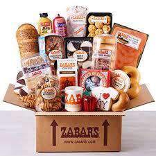 High End Gift Baskets Zabars