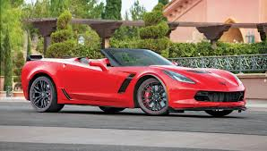 lexus convertible 2016 car of the year 2016 7 chevrolet corvette z06 convertible