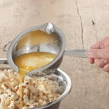 insert cuisine rsvp endurance stainless steel 2 cup boiler insert for