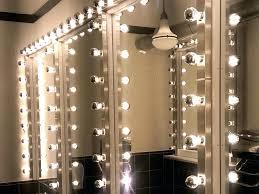 buy makeup mirror with lights makeup mirror with lights lighted make up mirror zadro ledovlw410