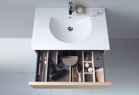 delos washbasin with cupboard by duravit stylepark