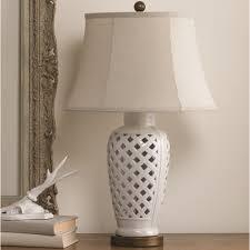 lamps ginger jar lamps asian table lamp blue ginger jar lamps
