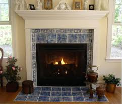 corner fireplace ideas with tv above shiplap stone luxurious idea