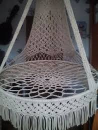 macrame hanging chair diy is super easy crochet hammock macrame