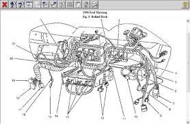 1999 ford mustang 4 heater fan blower motor heater problem 1999