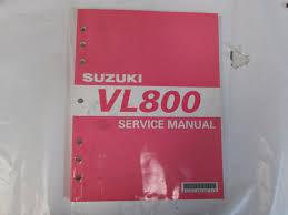 suzuki 2001 vl800 service manual k1 u2022 26 99 picclick
