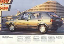 volkswagen golf 1987 thesamba com vw archives 1987 vw golf brochure dutch
