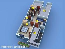 home design for 20x50 plot size house plans for 1200 sqft plot house plans