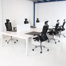 White Office Desk Uk by Vitra Workit Bench Desk White Bench Desk 6 Person Office Desk