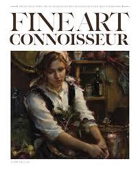 fine art connoisseur january february 2017 by arquileosaurus issuu