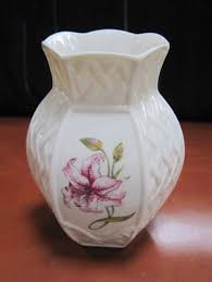 belleek vase the cottage consignment belleek vase