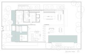 architects house plans gallery of the s house pitsou kedem architects 27 architects