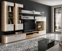 Wohnzimmer M El Poco Wohnzimmermöbel Holz Modern Rheumri Com Wohnzimmer Weiß Grau