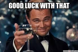 Good Luck Memes - goodluck or good luck ask fm the yuniversity